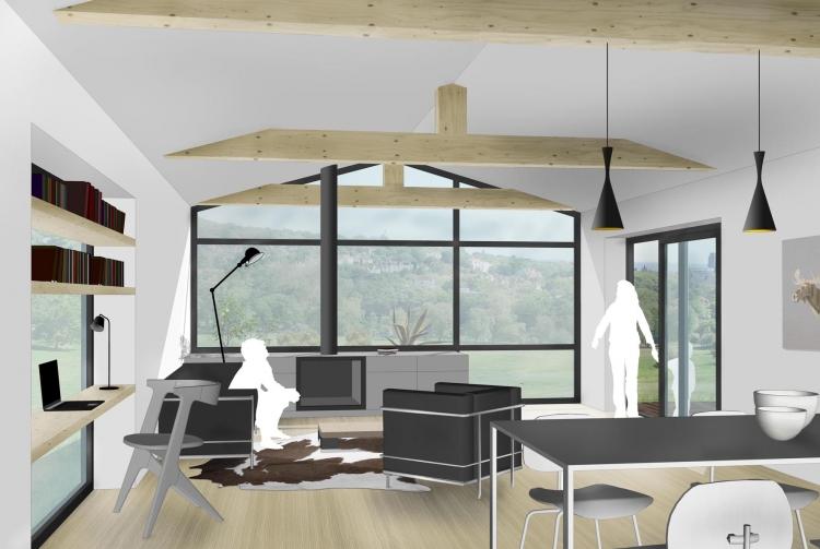 Frög architecture | 00HOUB / Maison individuelle