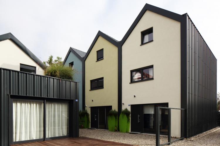 Frög architecture | 62RH / Maisons en bande