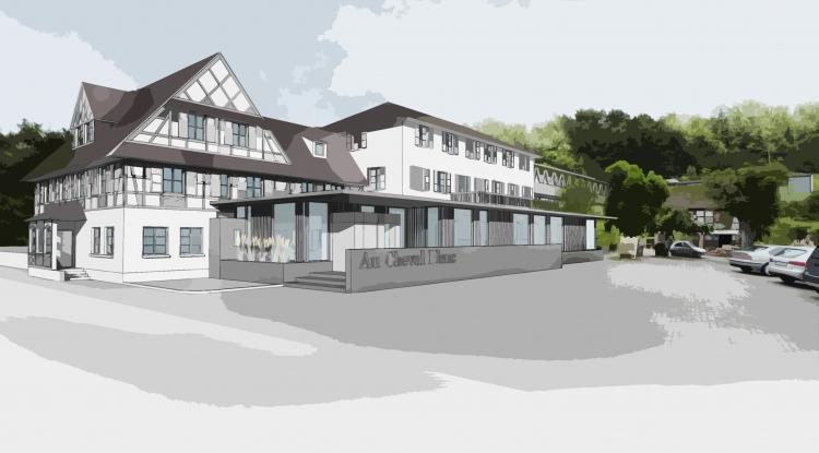 Frög architecture | 11RP / Hôtellerie - spa - restaurant