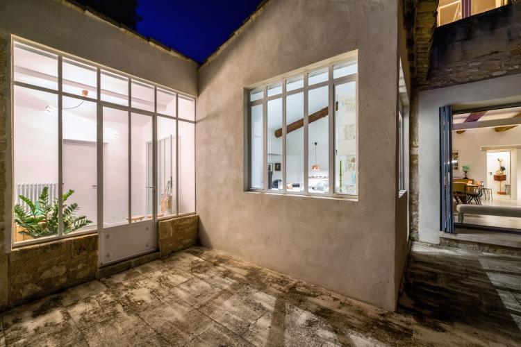 Frög architecture | 02-RÉHABILITATION D'UN MAS PROVENCAL