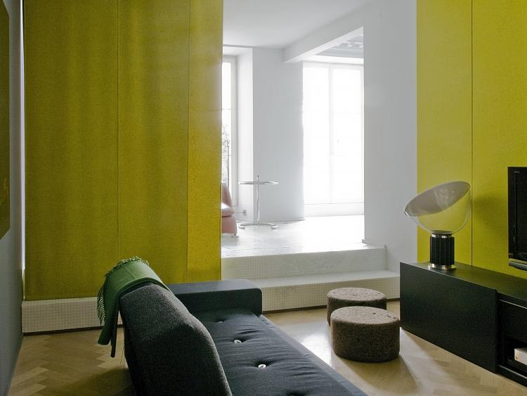 Frög architecture | 11RJ / Réhabilitation d'un appartement | © Marie Prunier
