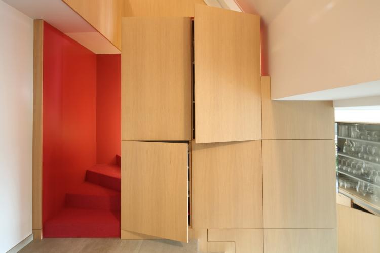 Frög architecture | 71bRP / Réhabilitation d'une maison | © Marie Prunier