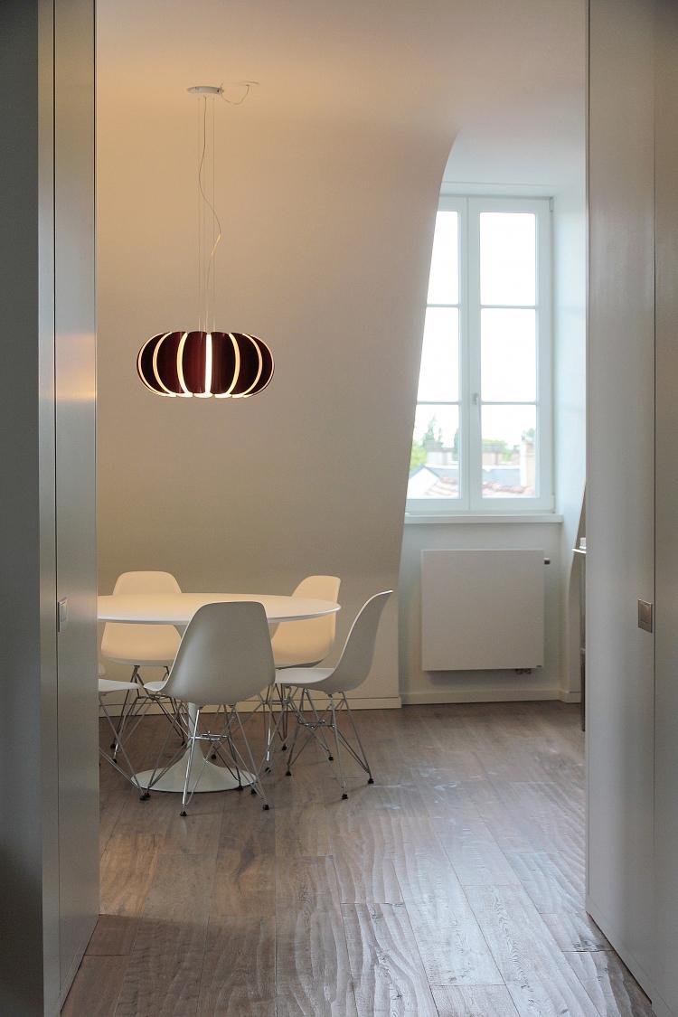 Frög architecture | 09PST / Réhabilitation d'un appartement | © V8 Designers