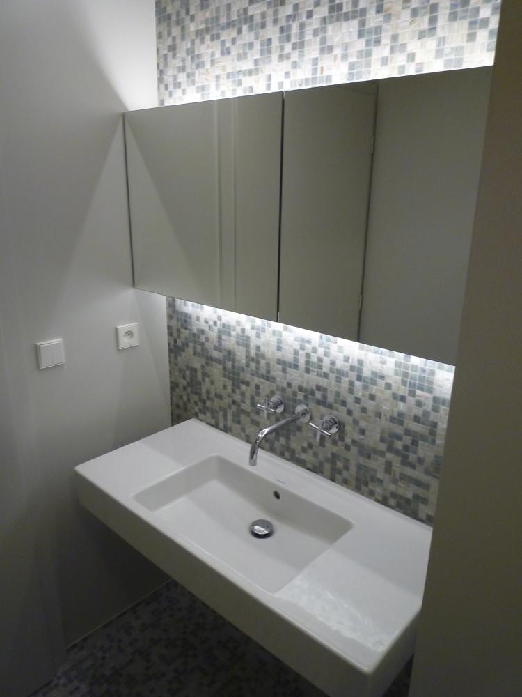 Frög architecture | 09PST / Réhabilitation d'un appartement