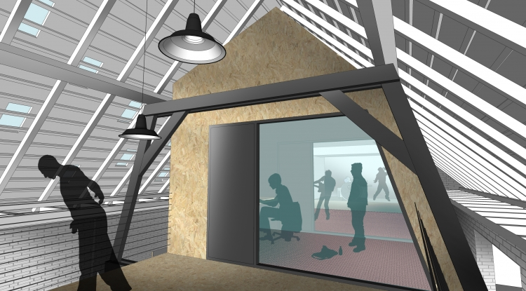 Frög architecture | 49RDP / Transformation d'une grange
