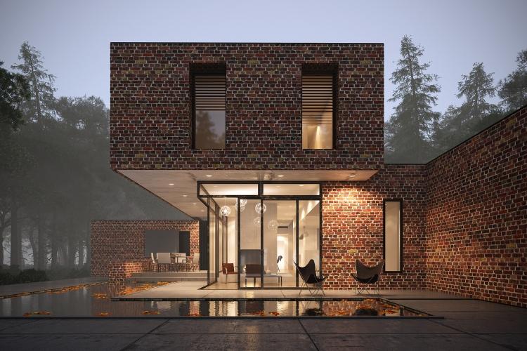 Frög architecture | 00CVF - Maison M.