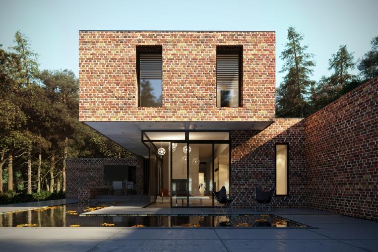 Frög architecture | 00CVF - Maison M. | © Julien Stiévenard