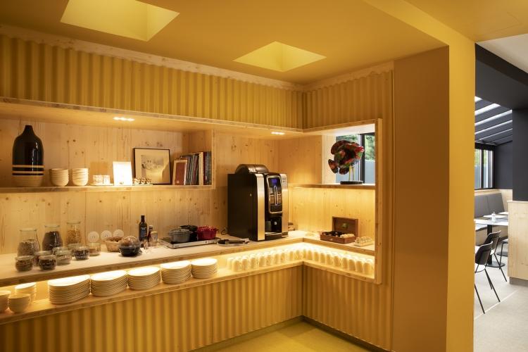 Frög architecture   03RE_Hôtel Le Bugatti   © Christophe Bielsa